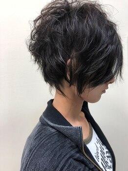 クリムト(Climt)の写真/春日井◆日本人特有の、骨格、頭の形に合わせたカットで今まで知らなかったあなたの魅力を引き出します☆