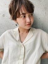 ヘアサロン ガリカ 表参道(hair salon Gallica)マッシュショート