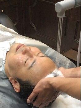 アットグラーロ 名古屋大須店 (@GLARO)の写真/髪・頭皮ケアのスペシャリストの《スパニスト》がお客様の要望に合わせピッタリのヘッドスパMenuをご提案!