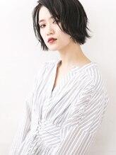 セカンドルーム ティーシーヘアー(2nd room TC hair)2nd room TChair#切りっぱなしボブ2