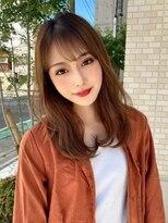 ロンドアリシア 金山(Lond Alexia)【Lond Alexia】小栗一紘 シースルーバング/レイヤーカット M