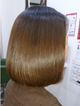 ヘルシーヘアーアゲイン(healthy hair AGAIN)の写真/【ファイバーグレイカラー¥5,900~】色持ちが良く褪色しにくいカラーをご用意してます◎