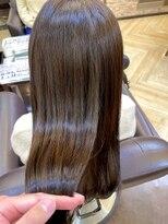 キャラ 池袋本店(CHARA)トレンドの髪質改善トリートメントでうる艶髪【CHARA池袋/貴也】