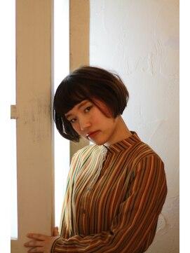 ヘアスタジオ エル(Hair studio eru)Aラインボブ