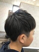 ヘアーガーデンロルド(hair garden Rold)メリハリツーブロック☆