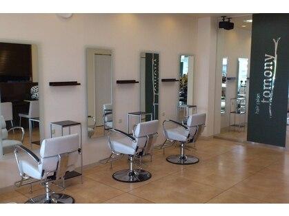 ヘアーサロン トモニ(hair salon tomony)の写真