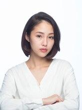 ブン デュエ 名古屋北店(BUN duet)艶やかミディボブ