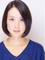 ヘアメイクエシェル 小松店(Hair Make e‐shell)大人ショート