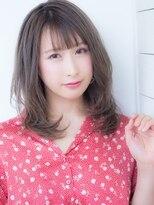 オーブ ヘアー アーチ 赤羽店(AUBE HAIR arch by EEM)甘すぎない*しなやかヘアスタイル