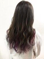 ソース ヘア アトリエ 京橋(Source hair atelier)【SOURCE】サマーインナーカラー