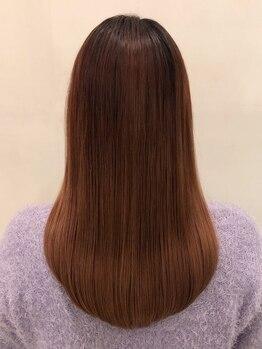 アビーヘアー 住吉店(abie hair)の写真/AVEDAとKERASTASE取扱店!髪に合わせた贅沢トリートメントで見違えるようなツヤ髪に!オーガニックもご用意◎