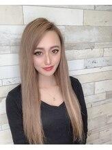 ビーヘアサロン(Beee hair salon)速水 彩乃