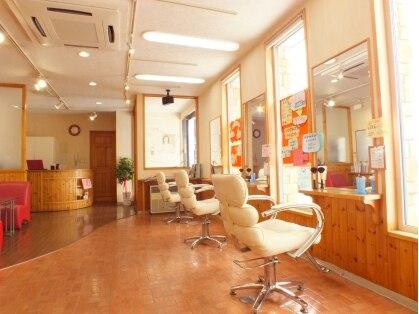 ヘアーサロン リタ(hair salon RITA)の写真