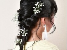 エスフォー ヘアー(S-four hair)の雰囲気(デザイン性の高いスタイルはおまかせ下さい!!)
