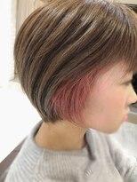 ルルカ ヘアサロン(LuLuca Hair Salon)LuLucaお客様☆スナップ インナーピンク