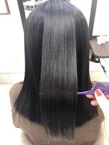 コレットヘア(Colette hair)JKの縮毛矯正パート2