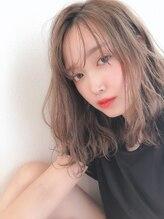 エル つくば店(L by RLG)☆外国人風シースルーバング☆