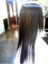 ストロボヘアー(Stro Bo hair)【エナジーストレート】カラーで傷んだ髪にもOK★ツヤ髪手に入る