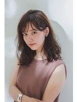 ガーデントウキョウ(GARDEN Tokyo)【富山大介】小顔ひし形シルエットグレージュレイヤー
