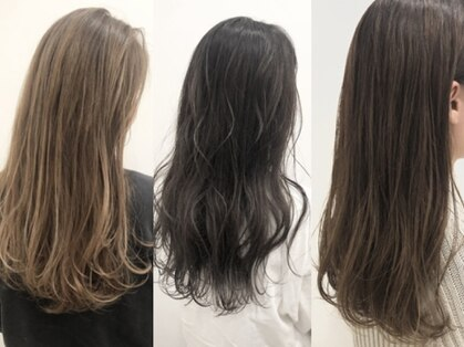 ヘアーデザイン ハピネス(hair design Happiness)の写真