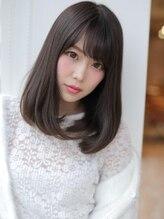 アグ ヘアー フロル 板橋店(Agu hair flor)人気No,1☆美Aシルエット小顔ヘア