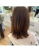 ブームワサダ(BOOM WASADA)【BOOMわさだ 大分】自然な仕上がり髪質改善ストレート