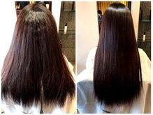 エノア 銀座(ENORE)の雰囲気(どんなくせ毛も弱酸性縮毛矯正でツヤツヤにいたします。)