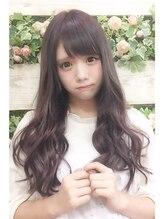 ジョジョ 新宿(JOJO)胸までロングのやわらかヘア☆