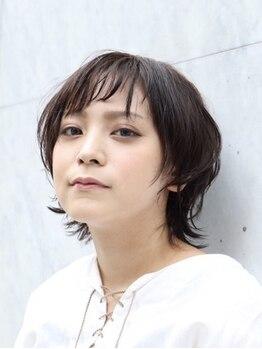 ミラコ(miraco)の写真/顔周りだけで印象は変わる!伸ばしかけヘアも素敵に変身、骨格に合わせた最適なカットで小顔見せも叶う♪