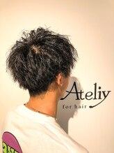 アトリーフォーヘアー(Ateliy for hair)