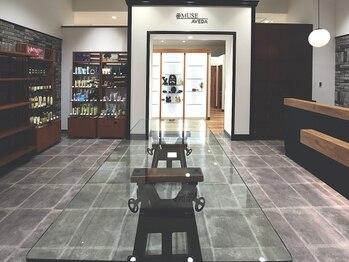 ミューズアヴェダ(MUSE AVEDA)の写真/【BOOK&CAFEフロア内】世界で愛されるオーガニックブランドAVEDA―くつろげる空間で癒しとキレイをご提供。