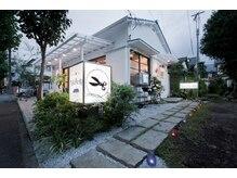 トコノーマ(salon de japon ToKoNo-MA)の雰囲気(古民家をリノベーションして作ったのでとっても落ち着きます★)