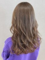 フローレス バイ ヘッドライト 三鷹店(hair flores by HEADLIGHT)ショコラグレージュ_SP20210301