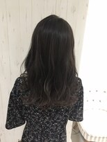 ラ ブランシュ 大宮(La Blanche)【大宮東口】ダークアッシュグレージュ暗髪/オージュア髪質改善