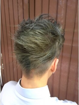 美ゼンヘアー 東久留米店 ZEN hairの写真/☆最終受付19:00☆仕事帰りやお出かけ前のイメチェンに最適!次の日のかっこいいメンズをサポートします♪