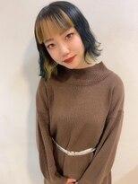 ネオヘアー 東向島店(NEO Hair)イエローインナーカラー☆