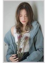 アビキュー(abiquiu)【abiquiu】大人かわいいセミウェットミディアム(板花絵里)