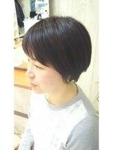 ノースヘアー(North Hair)ナチュラルショート