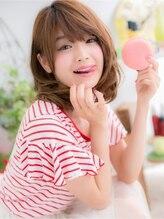 マカロン 郡山店(macaron)【macaron】☆愛され☆ラフリラクシー耳かけミディ