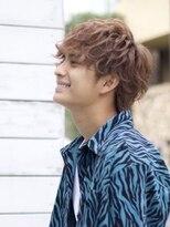 オーシャン トーキョー サニー(OCEAN TOKYO Sunny)Cカールランダムパーマ