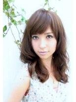 アンフィ ヘアー(Amphi hair)☆Fall hair☆