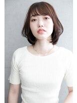 リル ヘアーデザイン(Rire hair design)【Rire-リル銀座-】小顔☆ひし形エアリーボブ☆