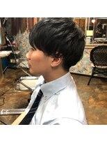 ロコマーケット 下北沢店(hair meke Deco.Tokyo)オフィススタイル