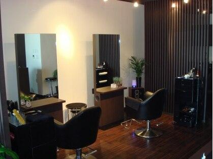 ヘアラウンジ ゼロ(Hair Lounge ZERO)の写真