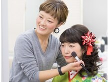 -京都でヘアメイク&着付けといえば夢館-
