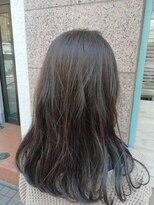 マル ヘアアンドメイク(maru hair&make)グレージュヘア