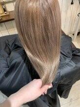 ルモ ヘアー 泉佐野店(Lumo hair)ダブルカラー