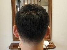 ヘアーデザイン ソルーナ(Hair Design SOL una)の雰囲気(黒髪でもキマるstyleを◆頭皮ケアで清潔感と髪を育てる)