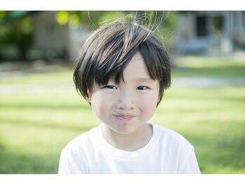 アリエーテ(ariete)の写真/【駐車場あり◎】小さなお子様も一緒にお気軽にご来店頂けます♪もちろんキッズカットもOK!