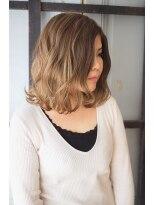 リタへアーズ(RITA Hairs)[RITA Hairs ]3Dカラーxハイトーンアッシュベージュ